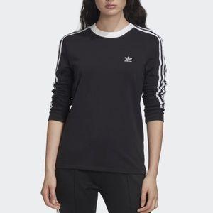 Adidas 3-Stripes Classic Trefoil Logo Tee